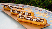 New Coffee Eclairs at Jolly Holiday Bakery Café in Disneyland Park
