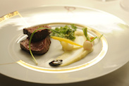 Wagyu Beef (Chef Scott) at Remy on the Disney Fantasy and Disney Dream with Disney Cruise Line