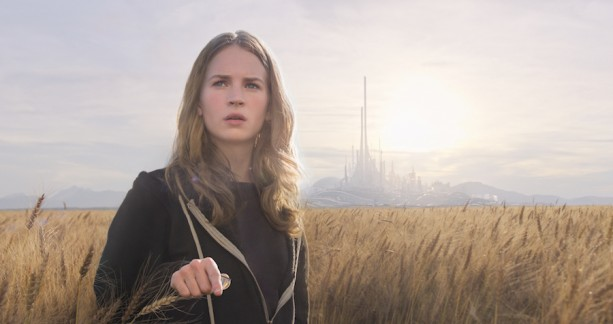It's Almost Time for an Exclusive Sneak Peek of Disney's 'Tomorrowland' – Only in DisneyParks!