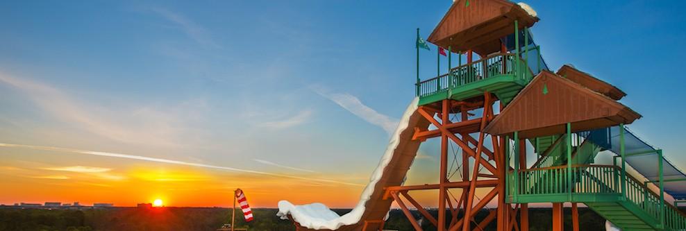 Happy Anniversary Blizzard Beach Water Park