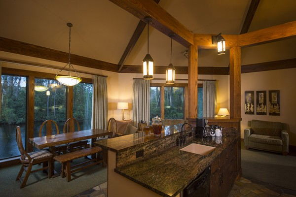 Bird S Eye View In A Rustic Retreat At Saratoga Springs