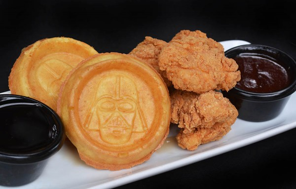The Dark Fried from the Rebel Hangar: A Star Wars Lounge Experience at Disney's Hollywood Studios