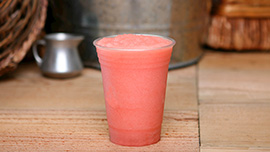 Wild Raspberry Rapids Frozen Lemonade from White Water Snacks