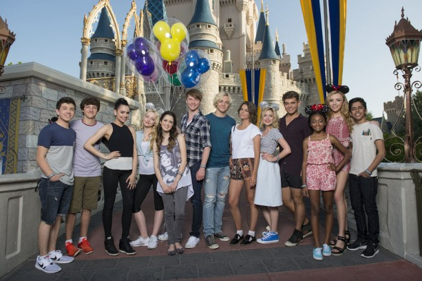 Disney Channel and Disney XD Stars Kick Off 'Coolest Summer Ever' at Walt Disney World Resort