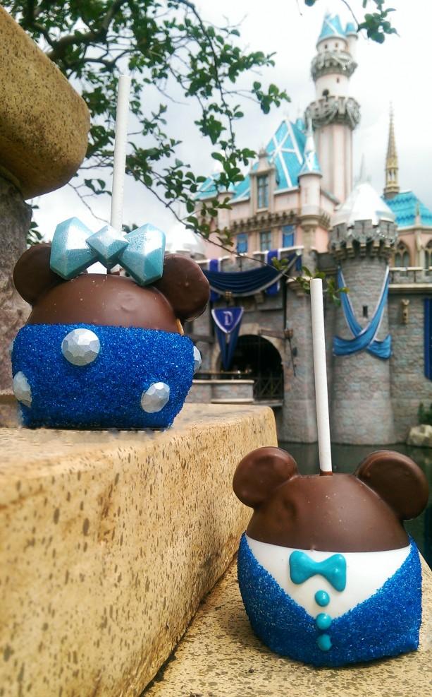 Mickey Minnie Apples 2