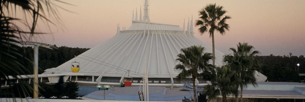 Disney Parks Blog Celebrates Disney's 'Tomorrowland'