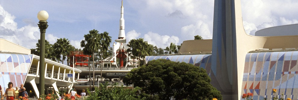 Disney Parks Blog Celebrates Disney's 'Tomorrowland'