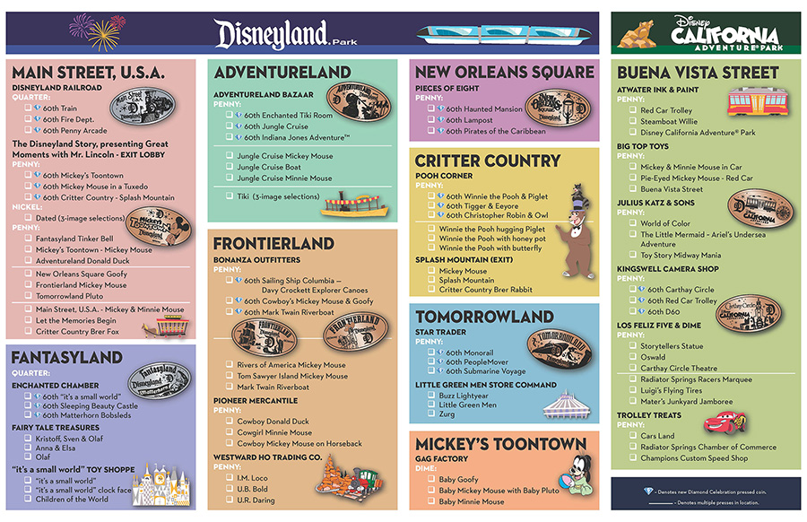 Disneyland Events Calendar 2016 | Calendar Template 2016