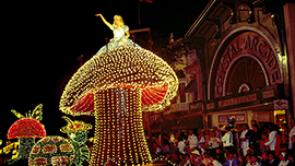 Sixty Years of Innovation: Main Street Electrical Parade Lights Up the Night at Disneyland Park