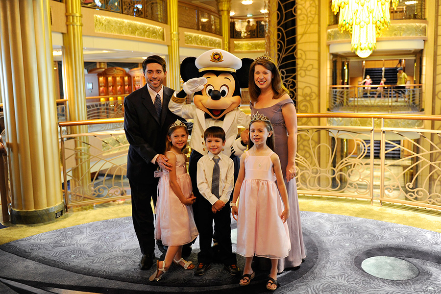 Dressing For A Disney Cruise Tips From The Disney Parks