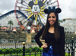 Ashley is All Ears for Disneyland Resort Diamond Celebration Buzz