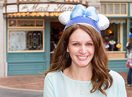 Michelle is All Ears for Disneyland Resort Diamond Celebration Buzz