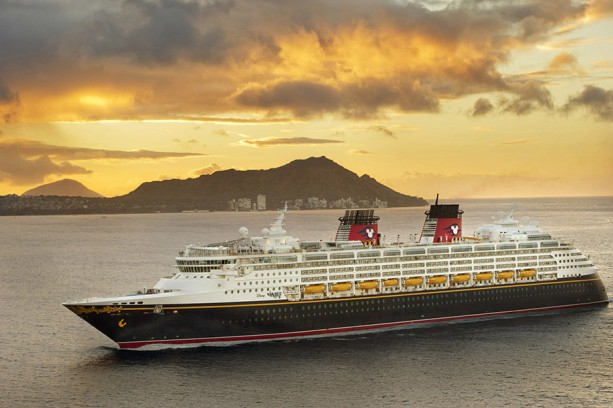 Disney Wonder Calls on Hawaii for the First Time