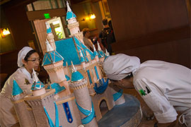 Don't Miss This Sweet Tribute to the Disneyland Resort Diamond Celebration at Disney's Grand Californian Hotel & Spa