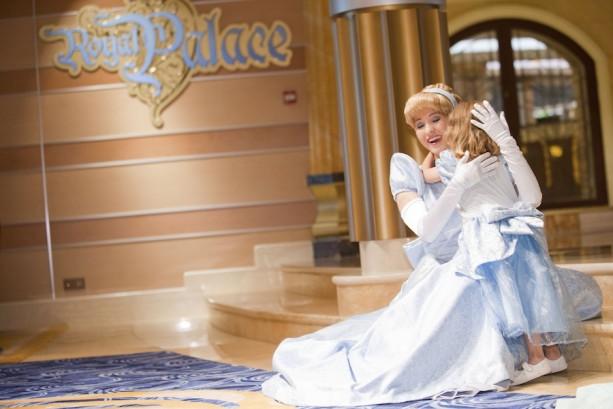 Cinderella Meets a Little Princess