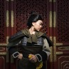 Special Images of Mulan as 'Ping' at Walt Disney World Resort