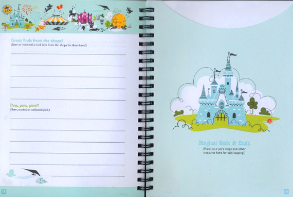 'My Walt Disney World Travels' Book Available at Walt Disney World Resort