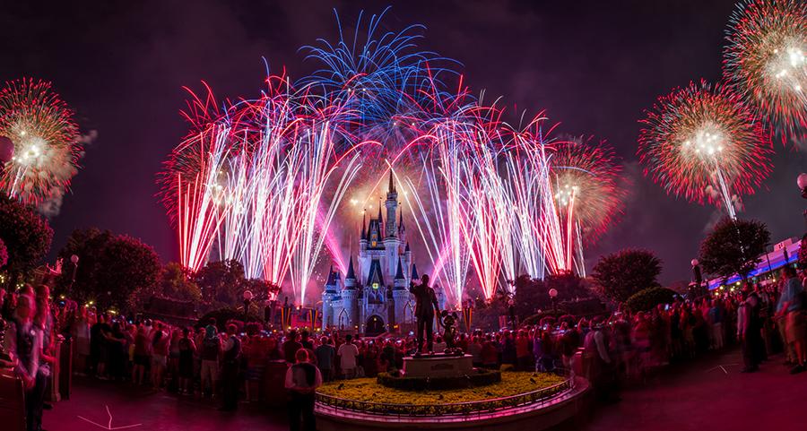 Happy Fourth Of July From The Walt Disney World Resort