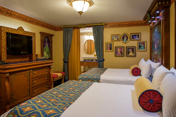 Room With A View: Disney's Port Orleans Riverside