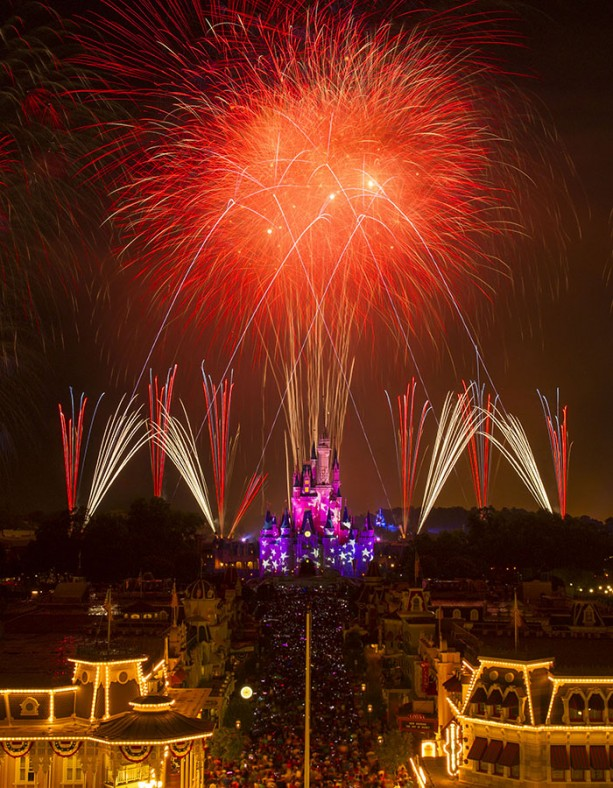 Magic Kingdom Celebrates a Star-Spangled July Fourth