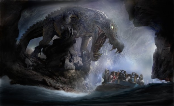 Roaring Rapids Coming to Shanghai Disneyland