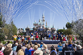 Disneyland Resort Celebrates 60 Years