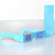 Anna & Elsa Vision Glasses, Part of Anna & Elsa's Warm Welcome