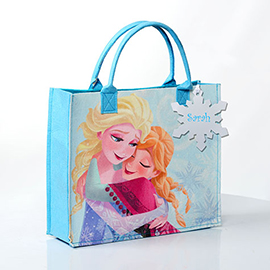 Anna & Elsa Tote Bag, Part of Anna & Elsa's Warm Welcome