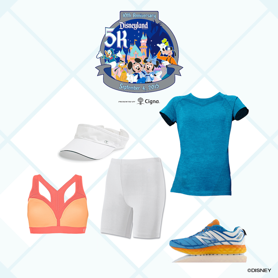 Show Your Disney Side During the Disneyland Half Marathon Weekend presented by Cigna from New Balance and Champion