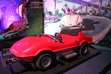 The 'Walt Disney Archives Presents-Disneyland: The Exhibit' At The D23 EXPO
