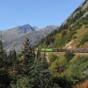 Railroad Ride to White Pass Summit with Disney Cruise Line in Alaska