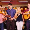 The Blarney Stones Preforming at This Year's 'Great Irish Hooley' at Raglan Road Irish Pub & Restaurant