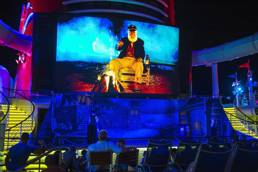 Top Five Halloween On The High Seas With Disney Cruise Line