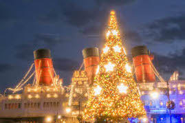 'Colors of Christmas' Returning to Tokyo DisneySea This Holiday Season