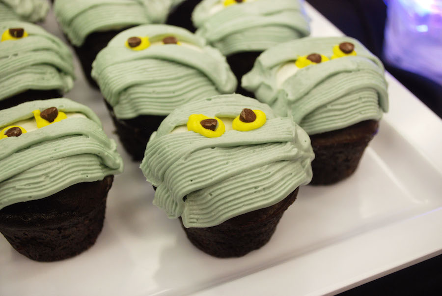 Enjoy Mummy Cupcakes During the New Happy HalloWishes Dessert Party at Magic Kingdom Park