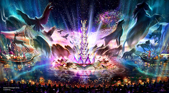 'Rivers of Light' Coming to Disney's Animal Kingdom at Walt Disney World Resort