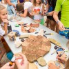 Guests Decorate Sea Grape Leaves to Reflect Their Love of Sea Turtles