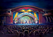 Aladin' Stage Show at Hong Kong Disneyland
