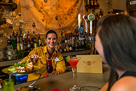 Jock Lindsey's Hangar Bar Opens Today at Downtown Disney
