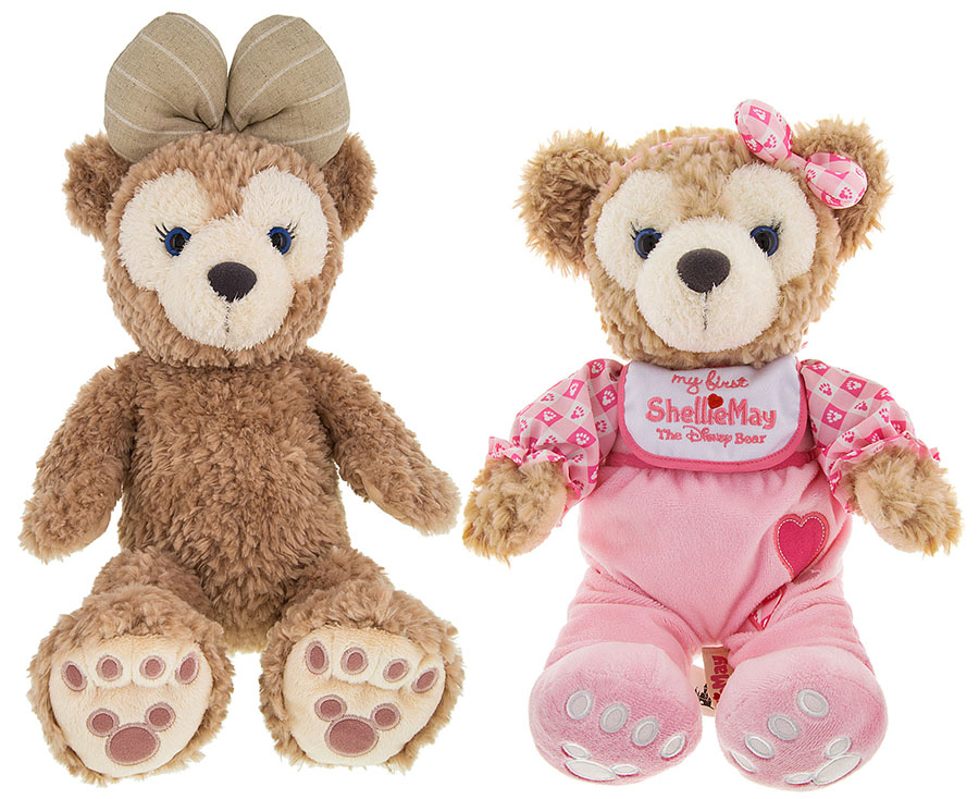 Duffy The Disney Bear S Best Friend Shelliemay Coming To