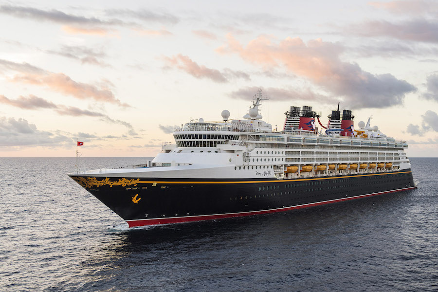 Disney Cruise Line Receives Top Honor in 2015 Condé Nast Traveler Reader's Choice Awards