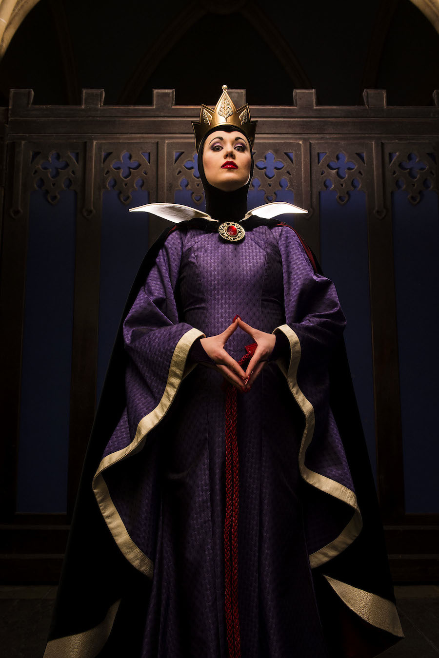 villain�s gallery the wicked queen from �snow white