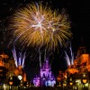 'Happy HalloWishes' Fireworks from Mickey's Not-So-Scary Halloween Party