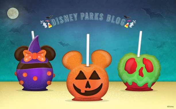 Halloween Candy Apples 1440x900
