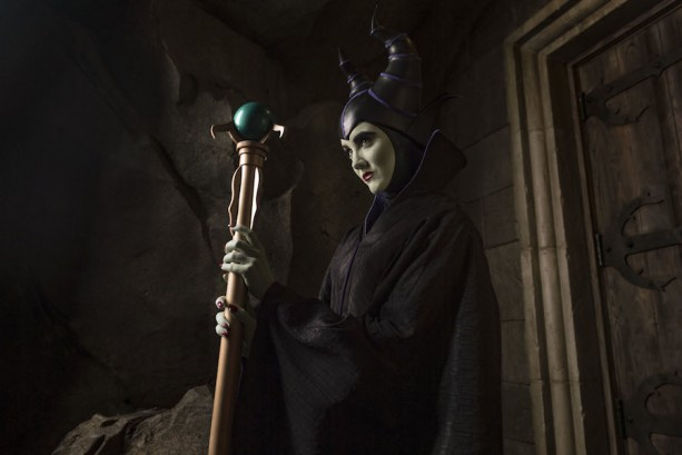 Maleficent from 'Sleeping Beauty'