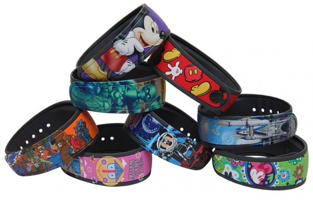 Personalized MagicBands coming to Disney World