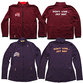 'Don't Wine ... Just Run!' Jackets for Disney Wine & Dine Half Marathon Weekend 2015