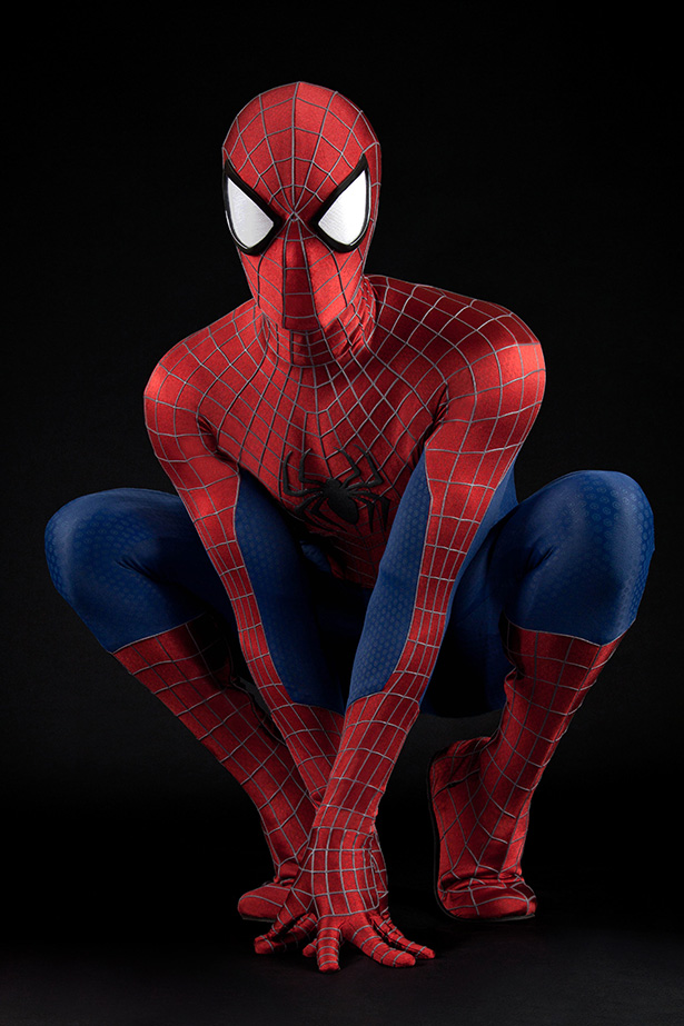 Spider-Man Arrives at Disneyland Park November 16 in the New Super Hero HQ