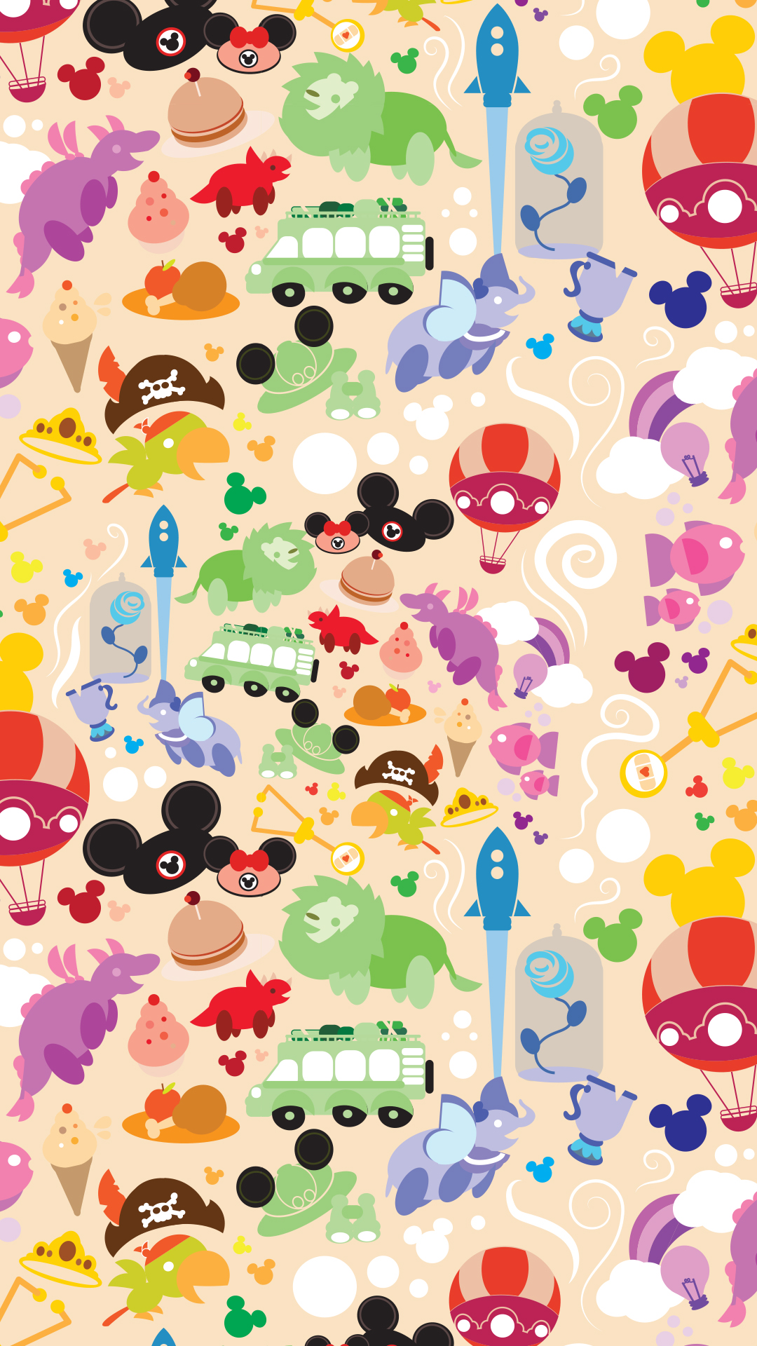 iphone android wallpapers wallpaper types disney parks