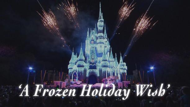MK Frozen Castle show-Title